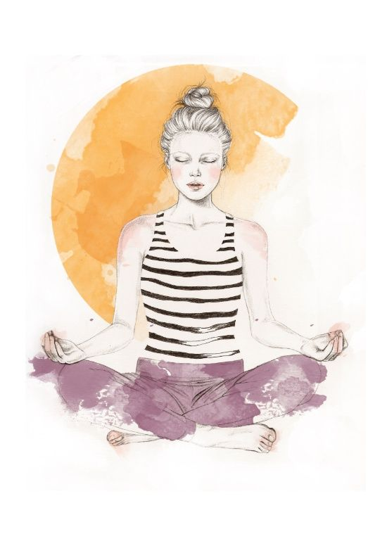 five.minute.illustration--learn-yoga-benefit-of-yoga