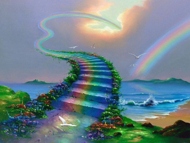 PEACE_stairs