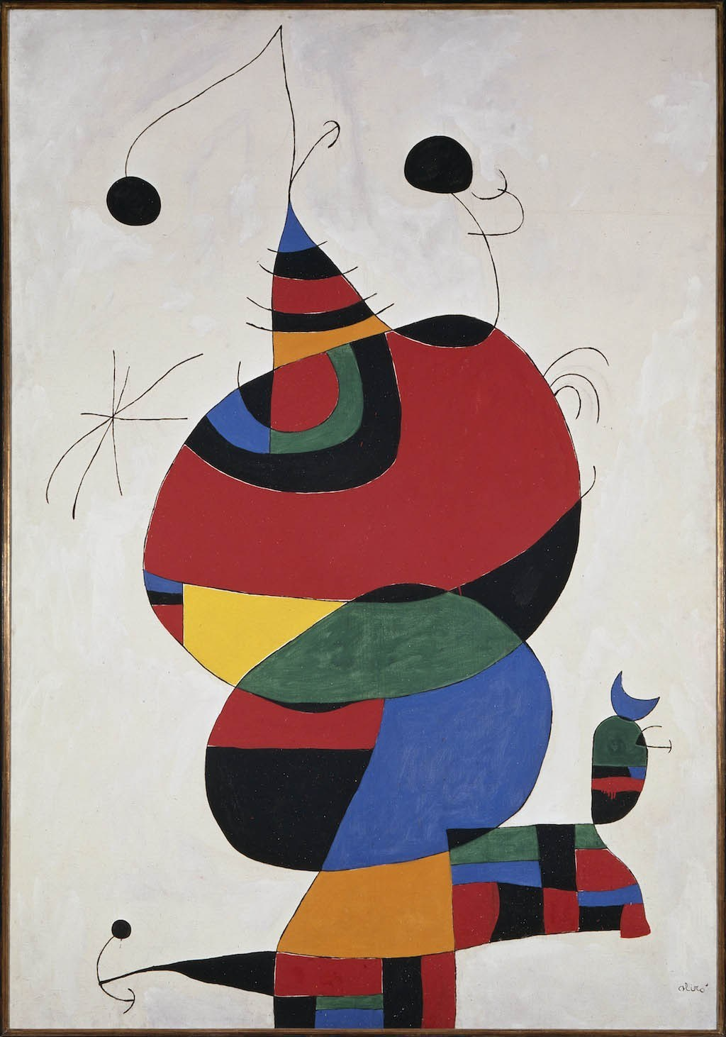 RETURNOFFLAVIA_Joan-Miro-Woman-Bird-Star