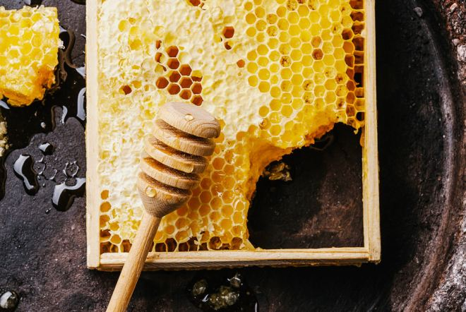 100 toxin featured raw honey