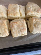 covid biscuits
