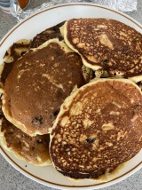 covid pancakes