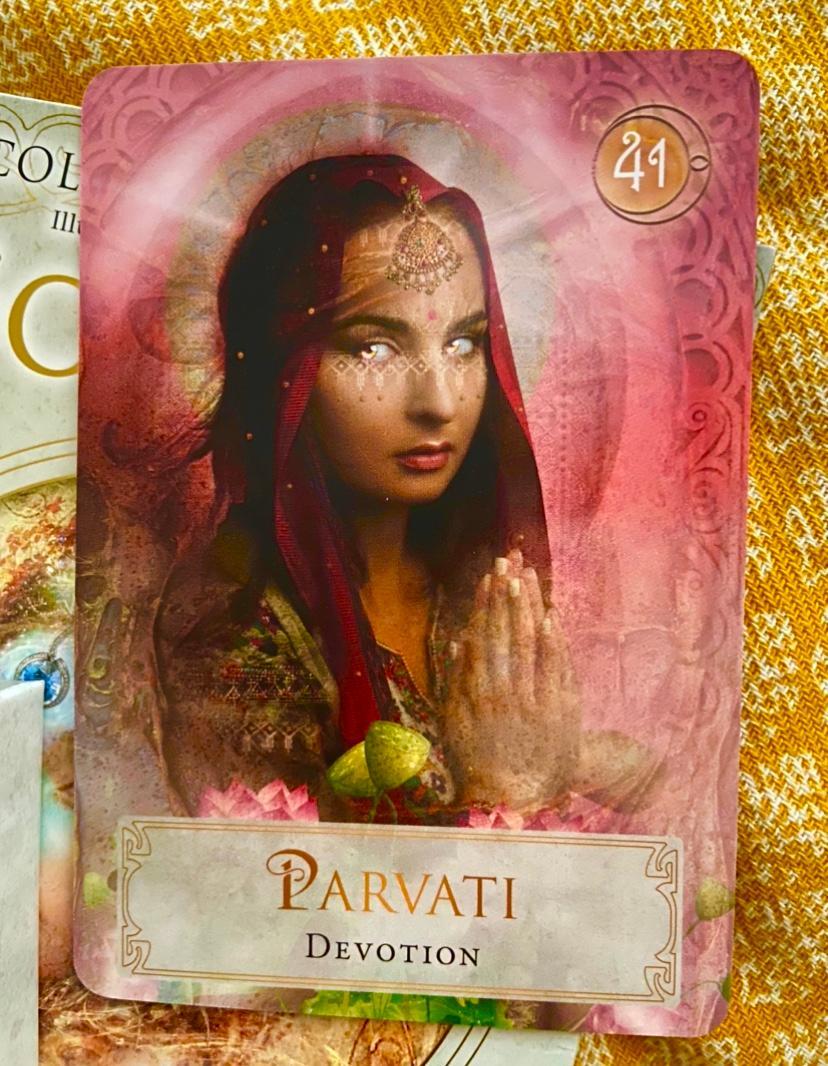 meditation parvati