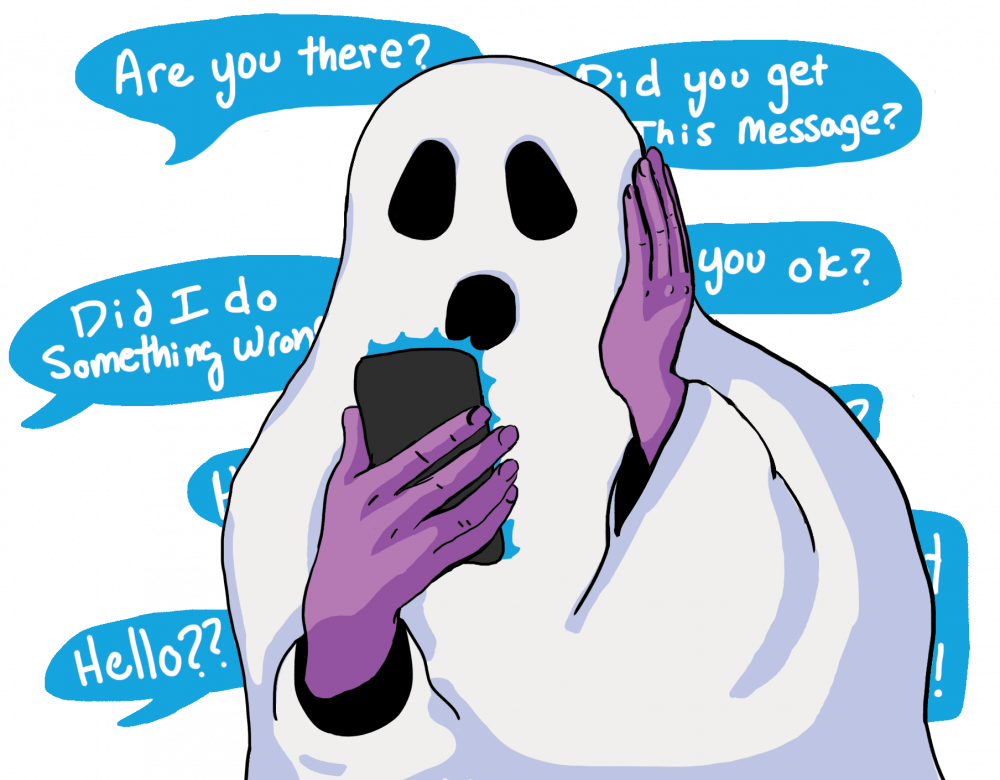 Have you ever been ghosted by a date?
